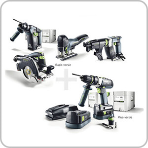 Festool Unplugged Demo dagen
