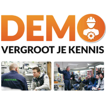 Demo's maart, april en mei