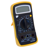 multimeter digitaal ironside
