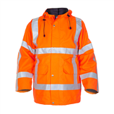 parka simply no sweat hydrowear EN471RWS