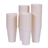 drinkbekers karton blanco