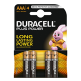 batterij potlood duracell pluspower