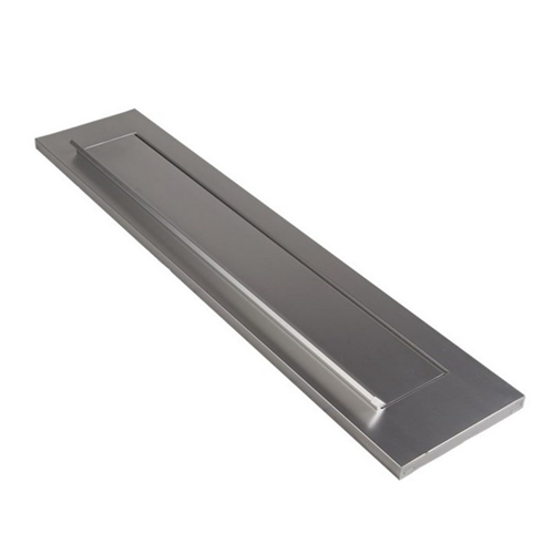 Briefplaat Aluminium F2 Ami - DL