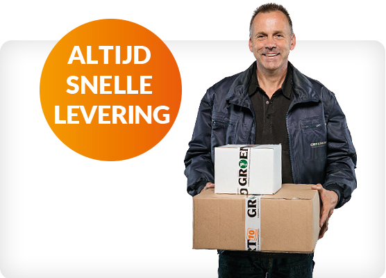 Snelle levering